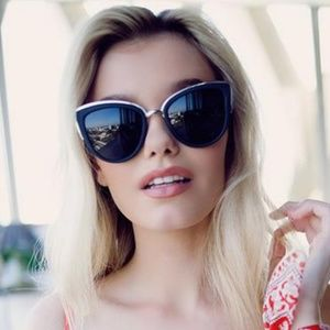 🆕️Quay Australia My Girl Sunglasses Black Cat Eye